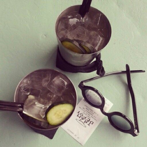 A moscowmule for two