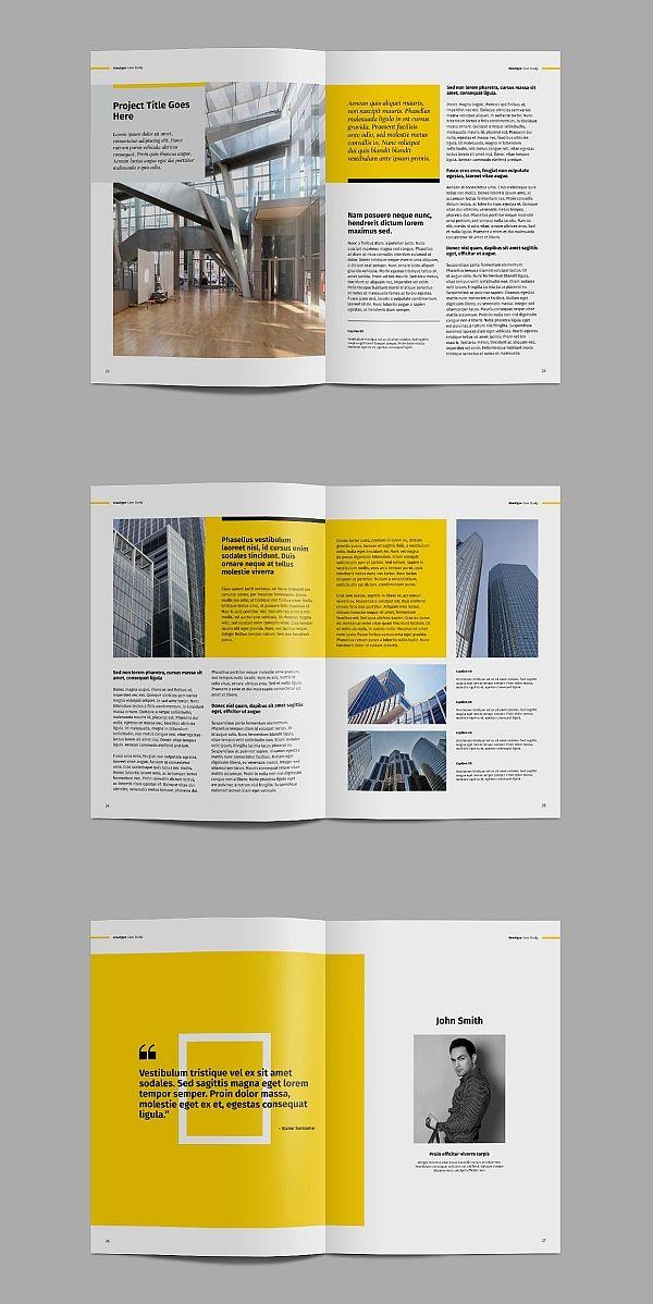 Kreatype Case Study Page Layout Design Case Study Design
