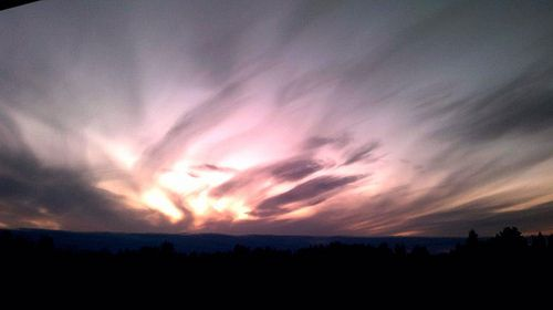 Heaven from my balcony at TEuva.