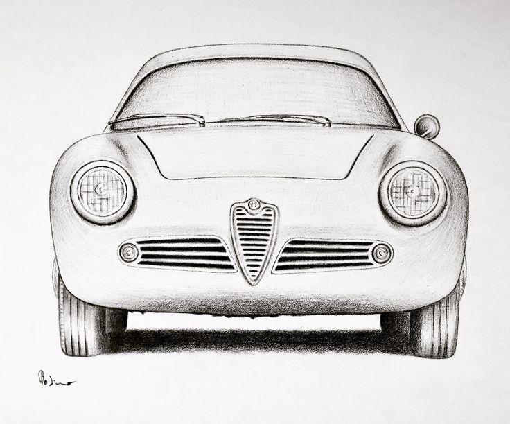 Alfa Romeo Giulia SZ Zagato