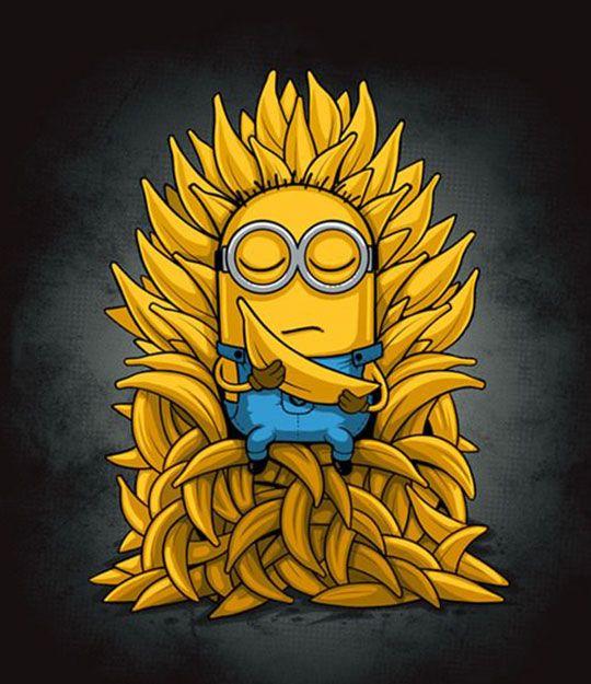 The Banana Throne