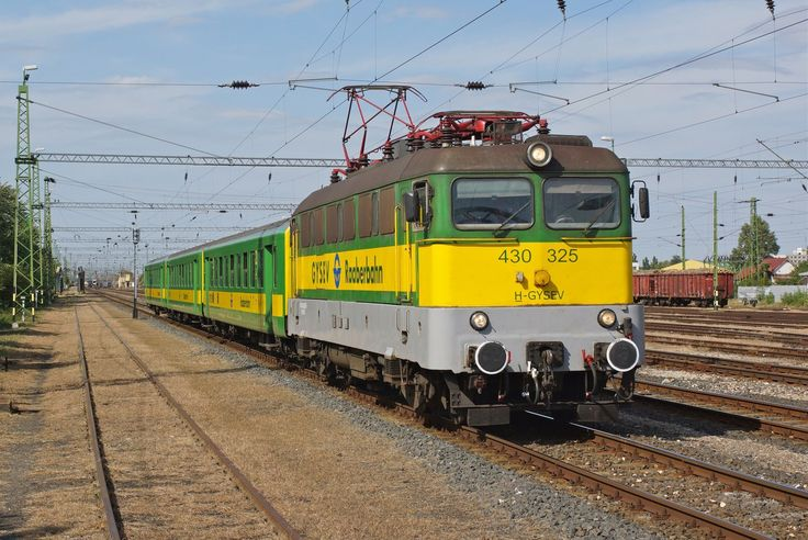 Gysev V43 loco