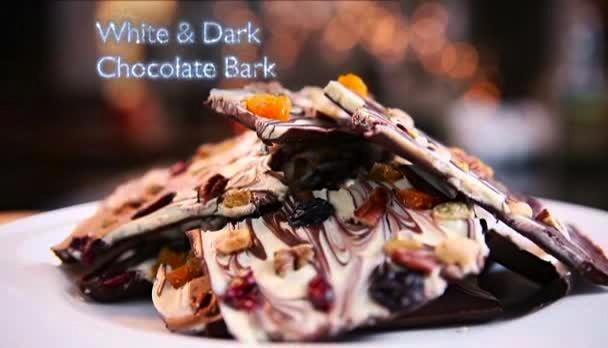 Lorraine Pascale's Chocolate bark