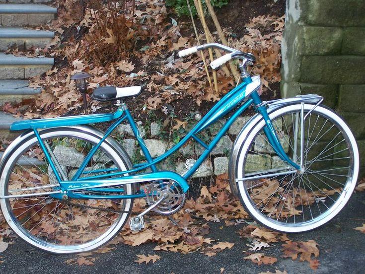 1960 w western flyer girls bike looks like the bike my granddad gave