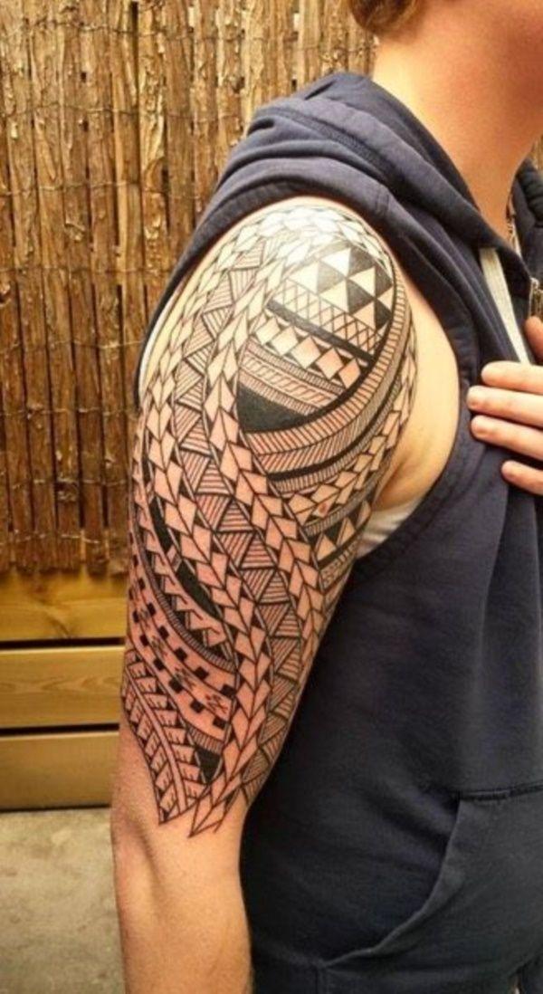 101 Polynesian Tattoo Design Ideas For Girls and Boys