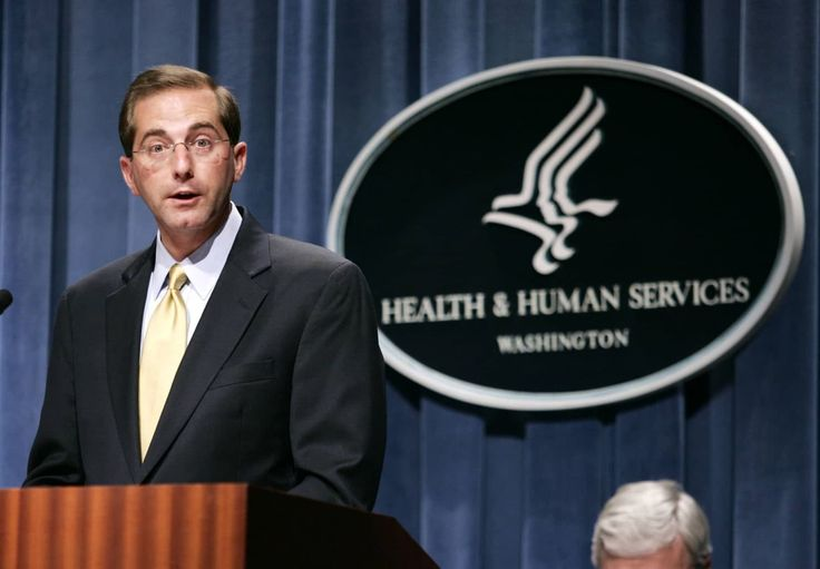 Trump's pick to lower drug prices is a former pharma executive who raised them -- The price of insulin doubled during Alex Azar's tenure as a president at Eli Lilly