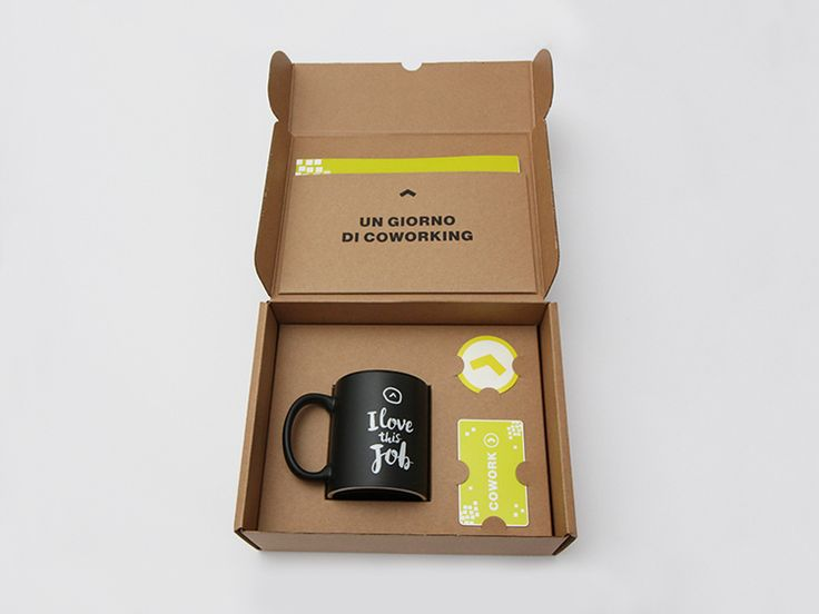 Coworking Login: Welcome Kit                                                                                                                                                                                 More