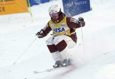 Mikaël Kingsbury and Justine Dufour-Lapointeeach took silver inTazawako, Japan in their first World Cup stop since winning Olympic gold and...