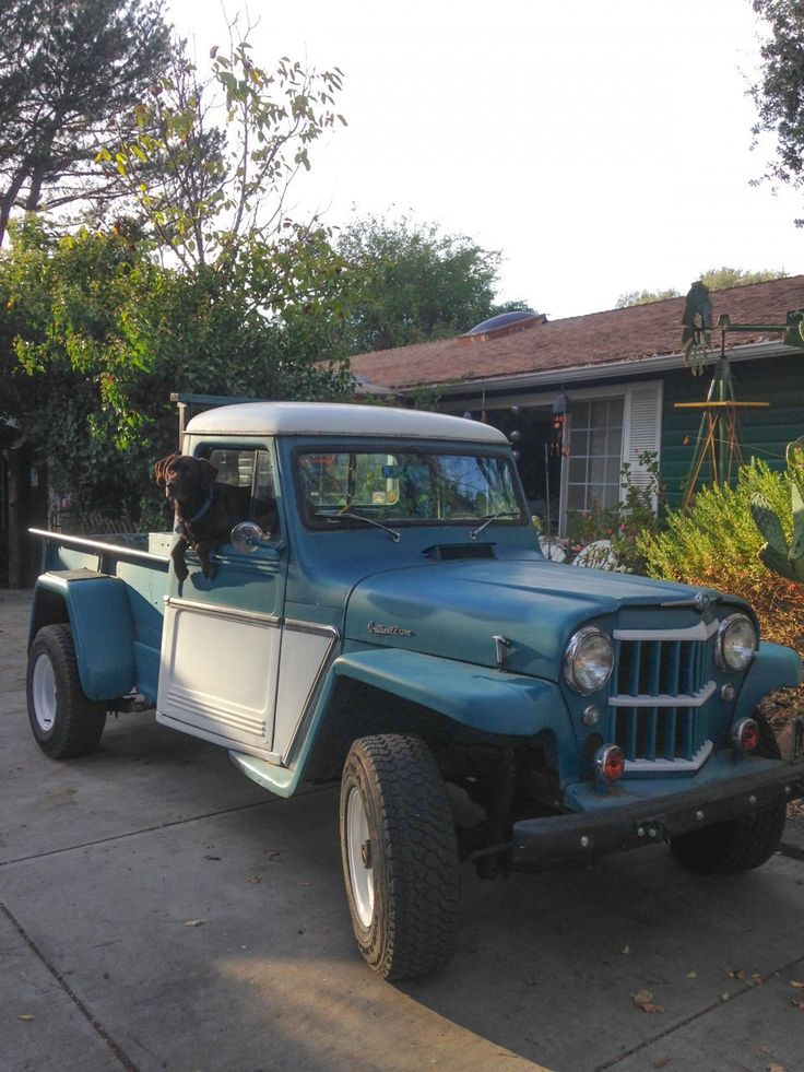 177 Best Images About Willys Truck On Pinterest