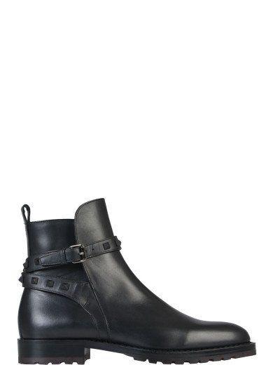 VALENTINO Valentino Shoe Black. #valentino #shoes #valentino-shoe-black
