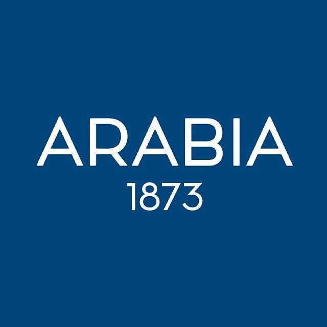 Arabian uusi tunnus #arabia1873 #arabiafinland #logo