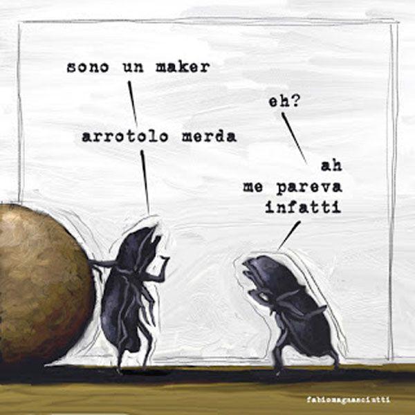 Il millantato credito del Premier... #IoSeguoItalianComics #Satira #Politica #Comics #Maker #PolicyMaker #Renzi