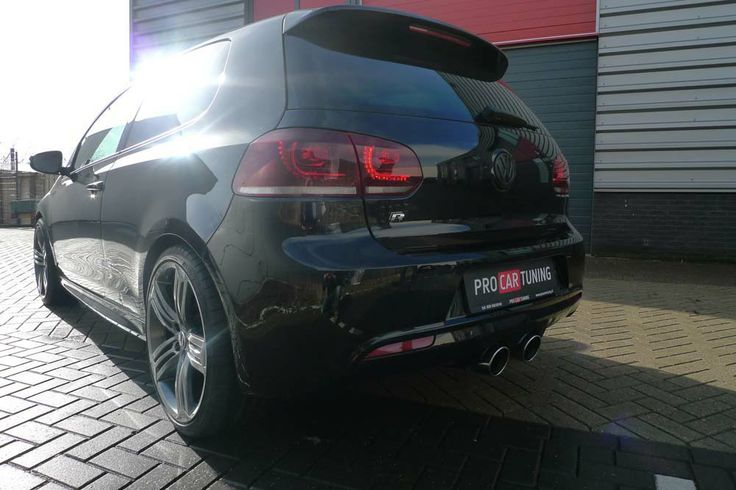 VW Golf 6 R R20 ombouw. http://www.procartuning.nl