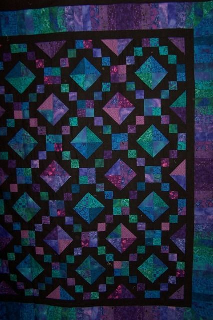 jewel box quilt - Google Search