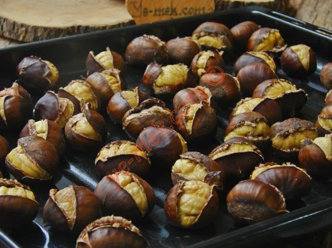 Fırında Kestane Kebap Resimli Tarifi - Yemek Tarifleri
