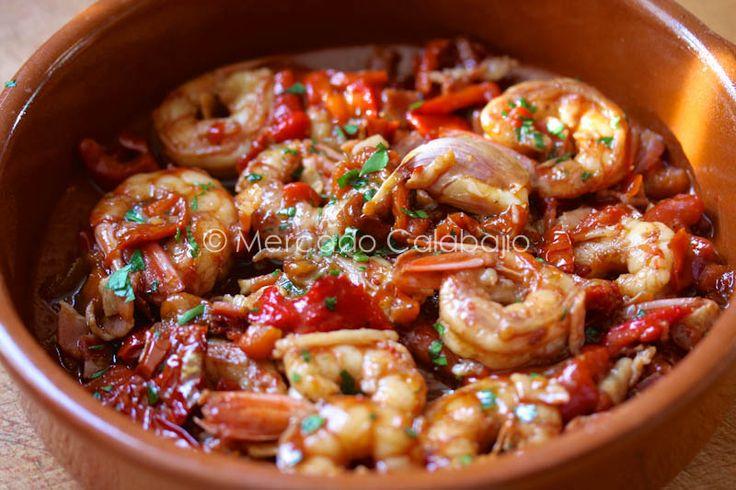 Gambones en salsa de Oporto, receta fácil y económica - Mercado Calabajío
