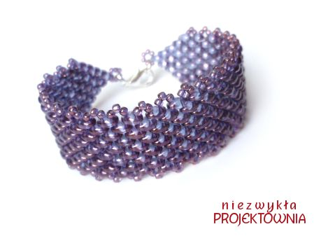#Bracelet with #superduo
