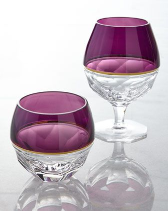 Elysian Glassware by Waterford at Neiman Marcus.
