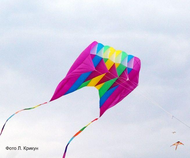 #воздушный_змей #фестиваль #СПб