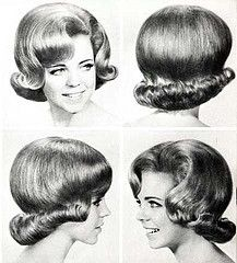 Beehive Hair of the 50s | ... hairdo flip ponytail 50s bouffant hairstyle beehive 1950 pixiecut