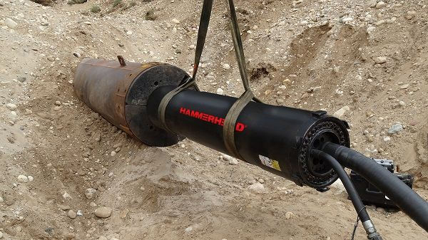 HammerHead Trenchless Introduces New Series of High-Performance Pneumatic Hammers #construction #compact