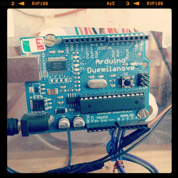 An Encounter With  #Arduino #Duemilanove.  #electronics #engineeringstudent #engineering #microcontroller #processor #computers #project #interactive #programming #wires #ports #switching An Encounter With  #Arduino #Duemilanove.  #electronics #engineeringstudent #engineering #microcontroller #processor #computers #project #interactive #programming #wires #ports #switching