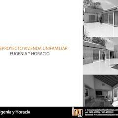 Casas rústicas por HG Arquitectura