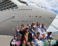 New Princess Cruises Ship Receives Royal Welcome to Ft. Lauderdale - http://www.wishcruises.com/new-princess-cruises-ship-receives-royal-welcome-to-ft-lauderdale/. http://www.cruiseindustrynews.com/images/thumbnails/images/stories/wire/2013/april/royal_1-200x159.jpg
