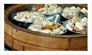 Iron Chef - Cabramatta (Yum Cha. Get: Special crispy garlic pork ribs)