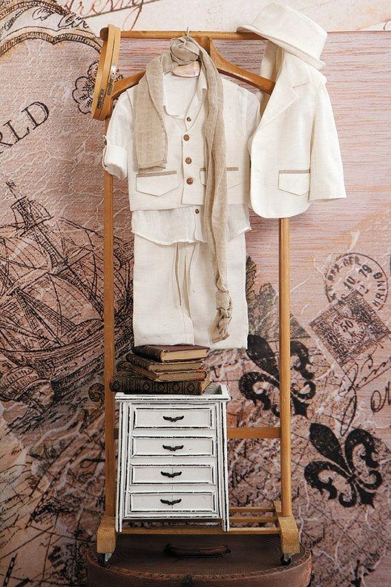 DOLCE bambini Christening Suit Sty.No 113-1 by StyledByAlexandros