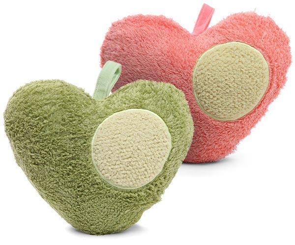 Stress Relief Pillows   Beating Heart Stress Relief Pillow (Foto: Reprodução)