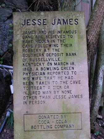 Jesse James History