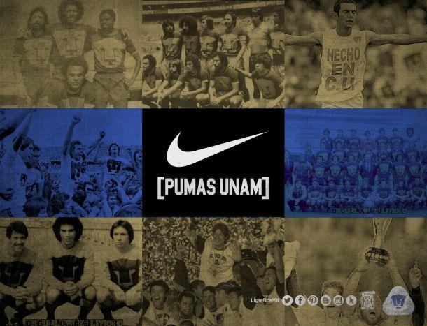 Pumas hace oficial que volverá a vestir de Nike