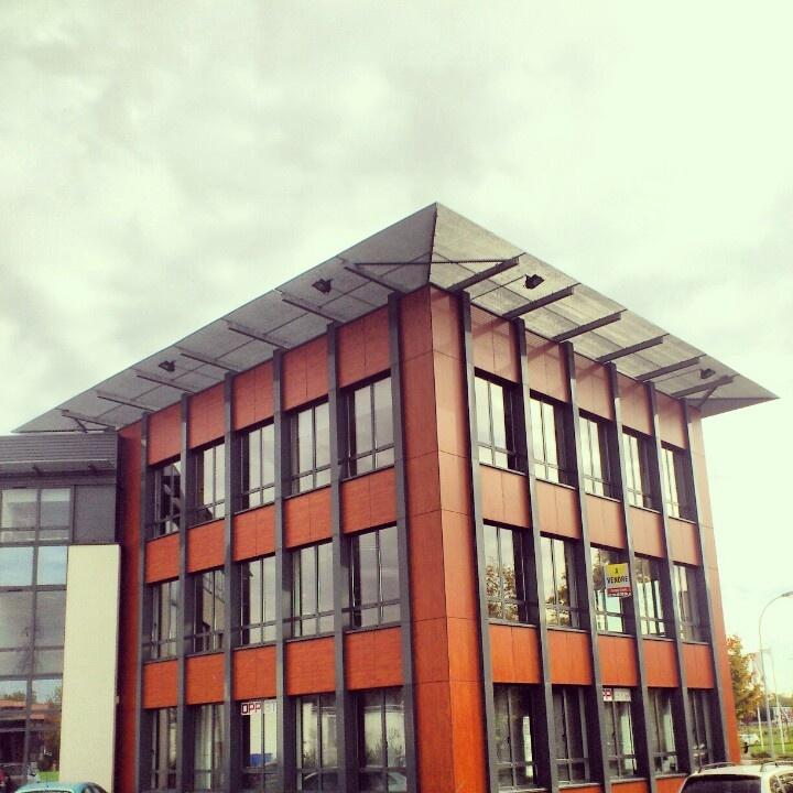 Le bâtiment. #GLi #PagesIMMOweb