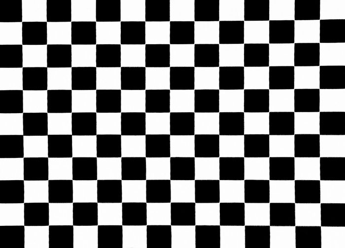Checkered abstract background Art Print by Claraveritas | Society6