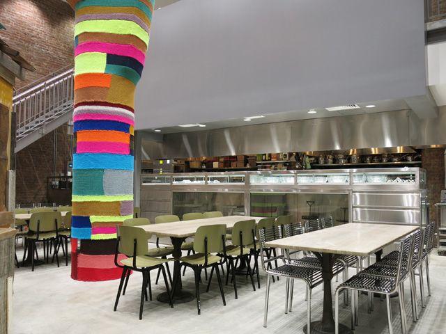Дизайн колонны