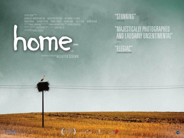 Poetic and resonant, Home (Yurt) is a serene depiction of one man's journey to find his own sense of peace amidst the conflict between nature and the ever intrusive modern age.   Directed by: Muzaffer Özdemir  Cast: Kanbolat Görkem Arslan, Muzaffer Özdemir, Muhammet Uzuner, Pýnar Ünsal