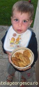 Biscuiti faini de mei