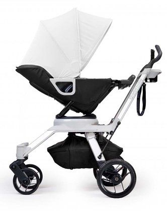 Orbit Baby Stroller G2 - Black - $780.00 - Free Shipping. All of its fabric and foams have been certified clean by the International Oeko-Tex Association