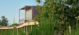 La Gree de Landes, Eco Hotel Spa Yves Rocher (French countryside)