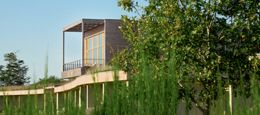 La Gree de Landes, Eco Hotel Spa Yves Rocher (French countryside)
