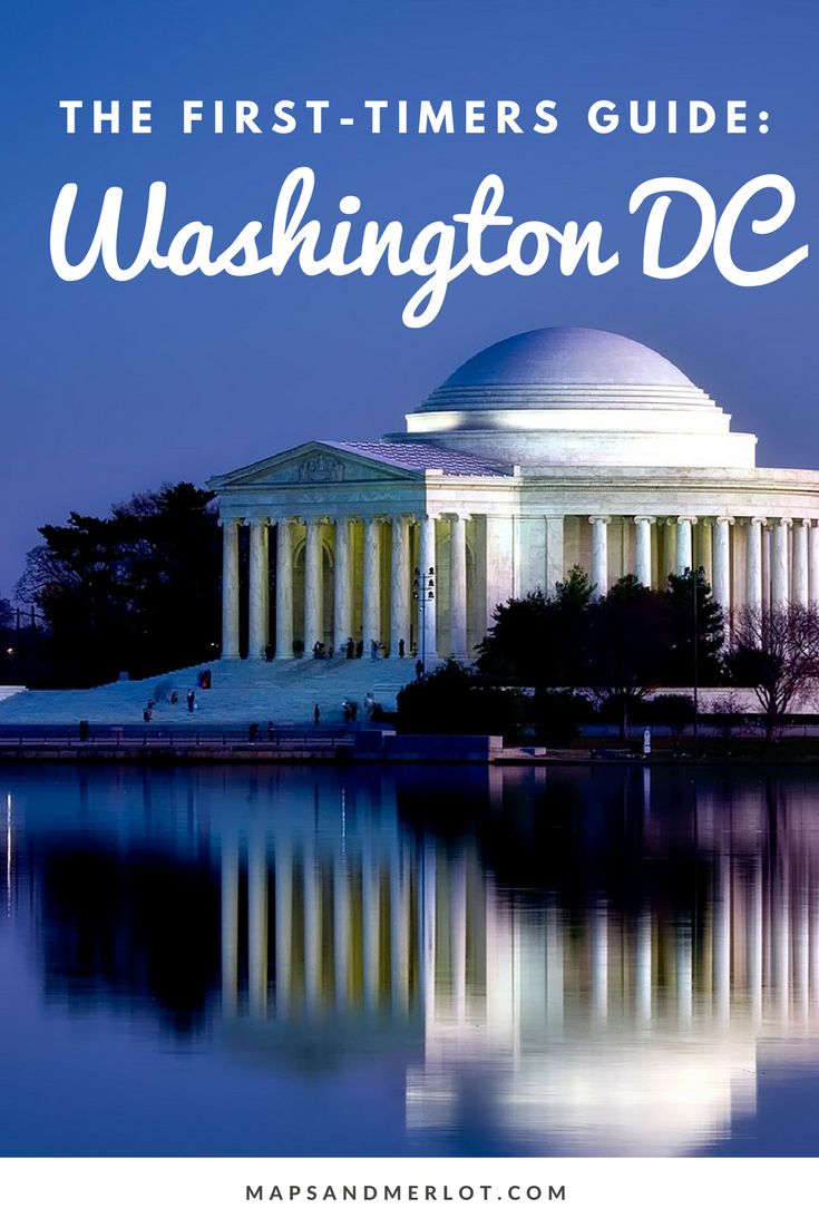 Explore top Washington DC tourist attractions! Discover the best of Washington DC whether you have a weekend or a week!