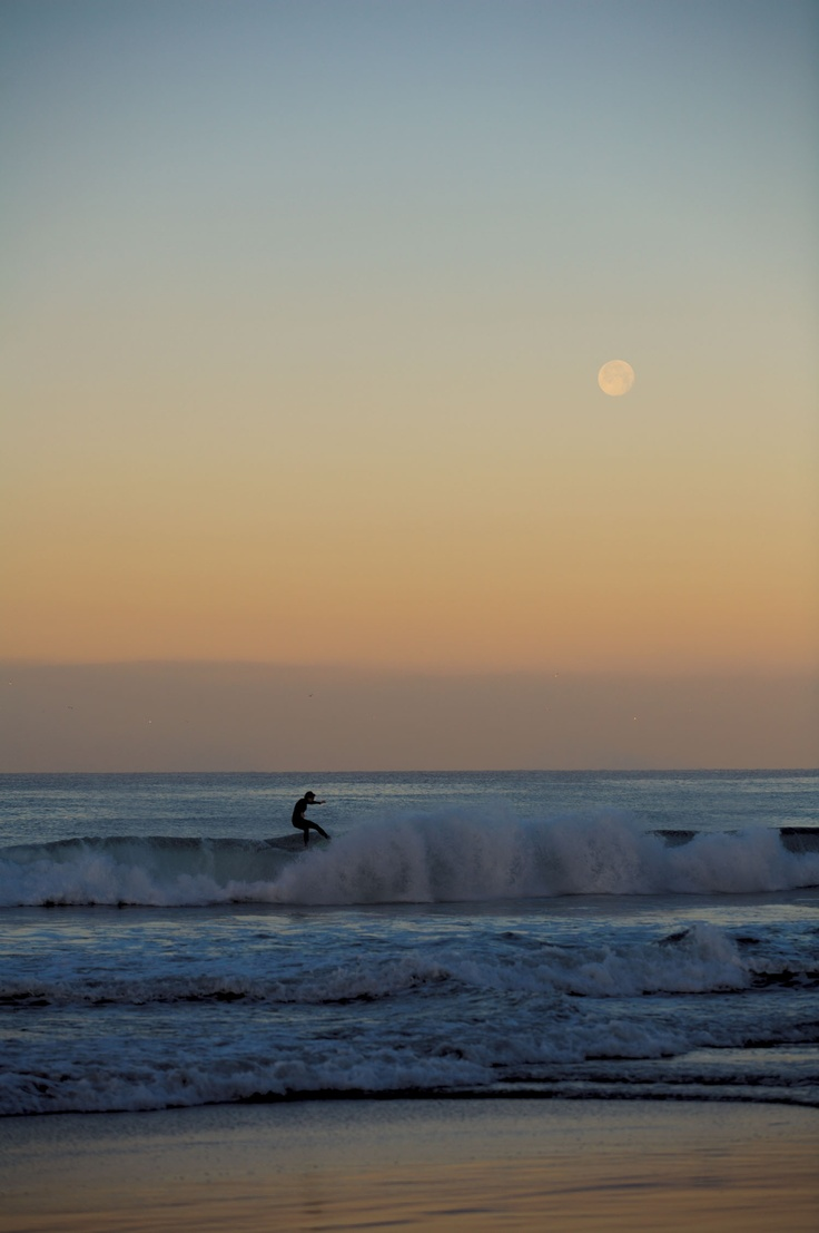 Surfing at Salt Creek is a popular activity when staying at The Ritz-Carlton, Laguna Niguel.