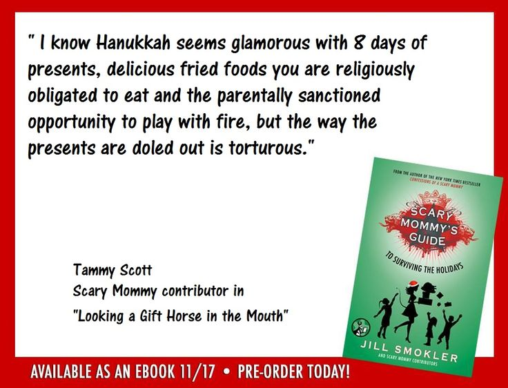 Tammy Scott - Good Humored - Scary Mommy contributor to Scary Mommy's Guide to Surviving the Holidays