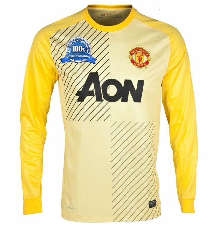 Manchester United Change Goalkeeper Shirt - Kids From Kitbag