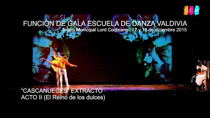 FUNCIÓN DE GALA ESCUELA DE DANZA 2015 RESUMEN