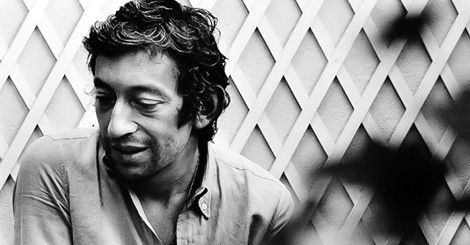 Serge Gainsbourg et son expo