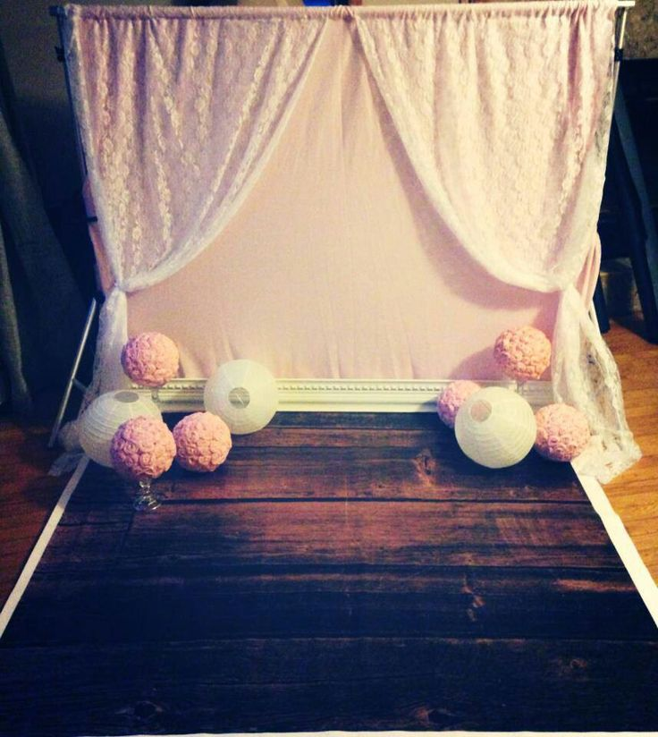 Backdrop photography newborn, baby, kids, cake smash diy tutorial, easy, cheap, thrifty cute gorgeous lovely soft pink