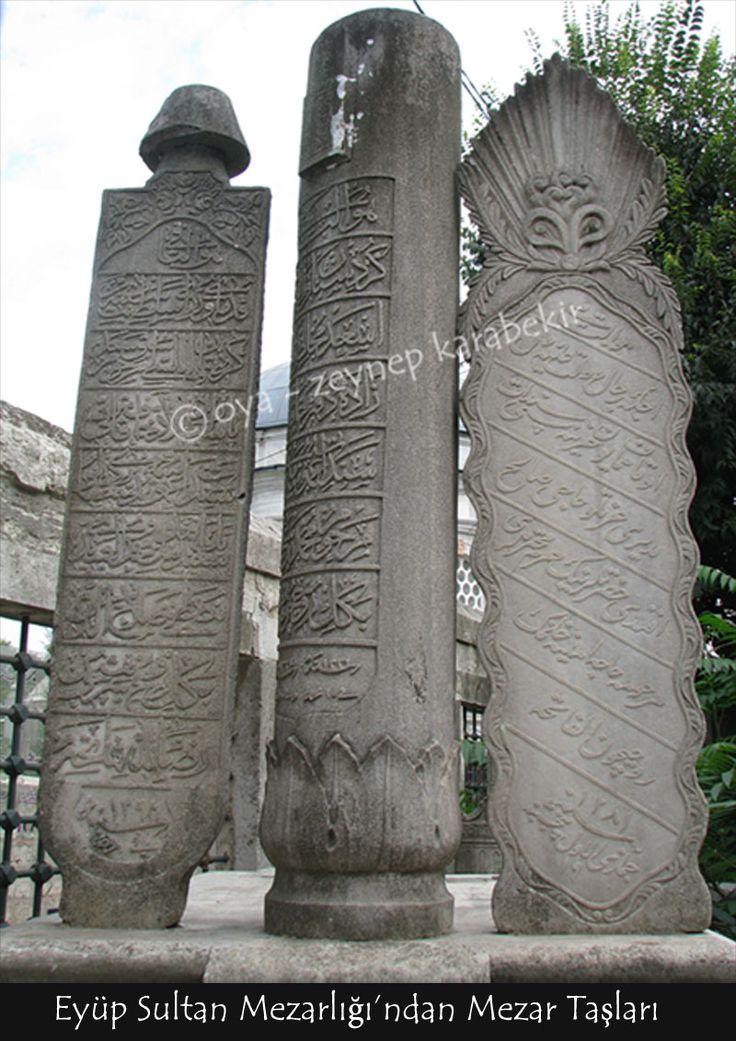 Osmanlı'da Heykelimsi Mezar Taşları - Oya Zeynep