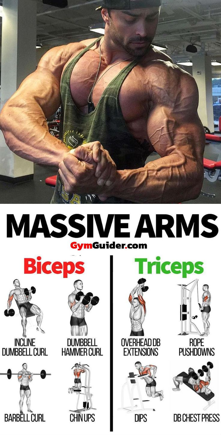 The Best Bulging Bigger Biceps Workout To Grow Your Arms